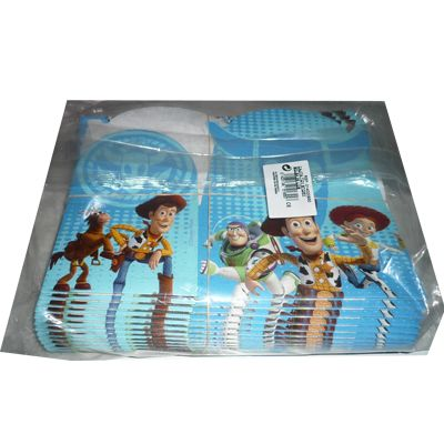 Cajita carton toy story de...