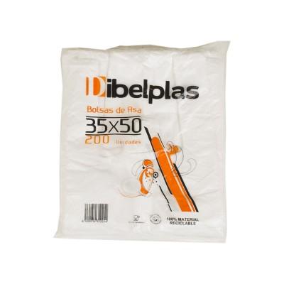 Bolsa camiseta 35x50.