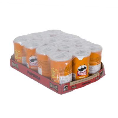 Pringles paprika.