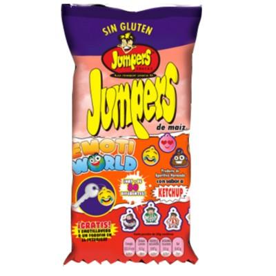 Jumpers ketchup.