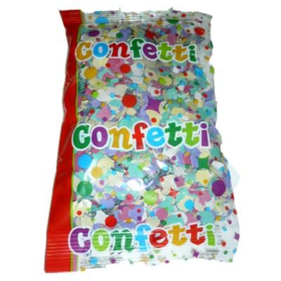 Bolsa 100 gramos confetti.