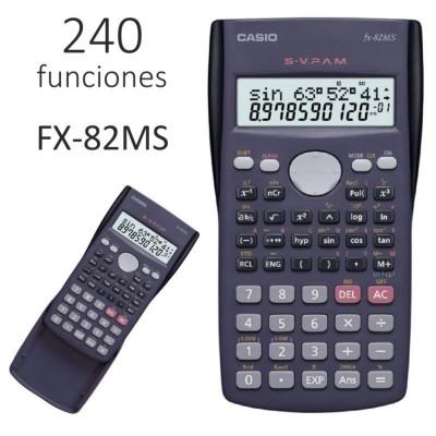 Calculad.casio fx-82 ms 240...