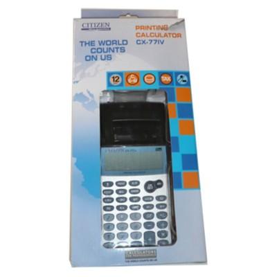 Calculadora cx-771v con...