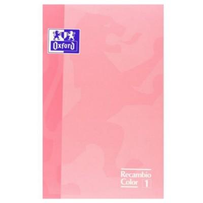 Recambio color 80 hojas A4...