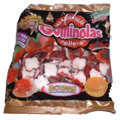 Gominolas gomillenas nata...