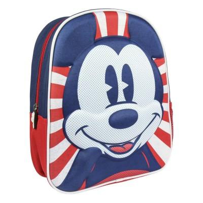 Mochila Infantil 3D Mickey...