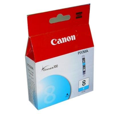 Cartucho CLI8 cian de Canon.