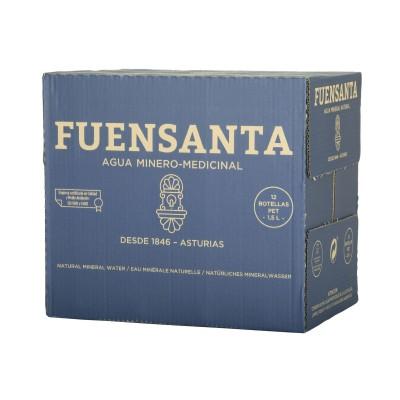 Aguas Fuensanta 1,5 litros.