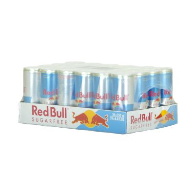 Red Bull Energy sin azúcar.