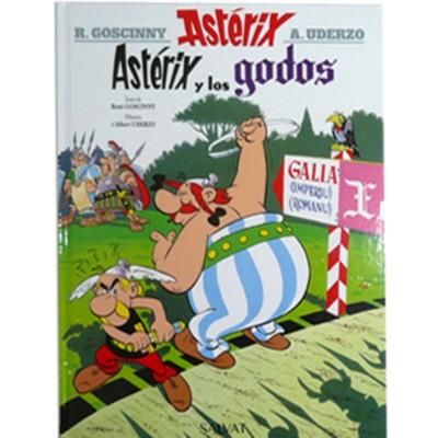 Asterix y los godos...