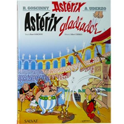 Asterix gladiador...