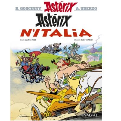 Asterix n`italia - salvat