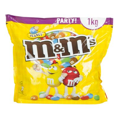 Chocolate m&m cacahuete de...