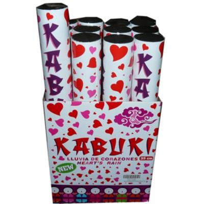 Kabuki 35 centimetros cora...