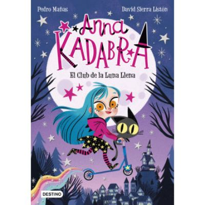 Anna kadabra 1. el club de...