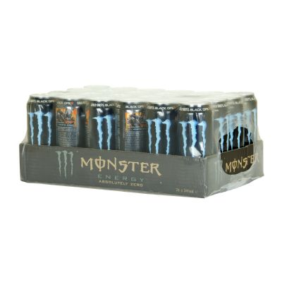 Monster energy zero...