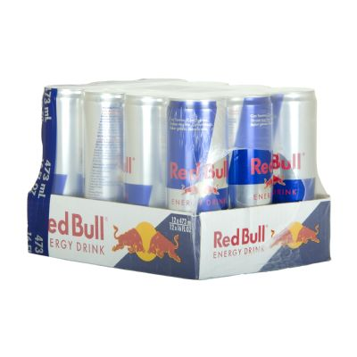 Red Bull Energy Lata 473 ml.
