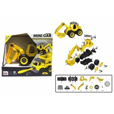 Kit Montaje Excavadora CT4166
