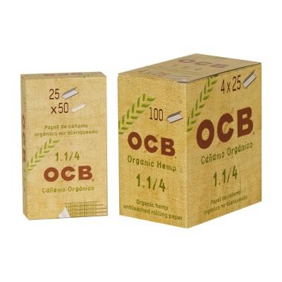 Papel OCB Orgánico Camano