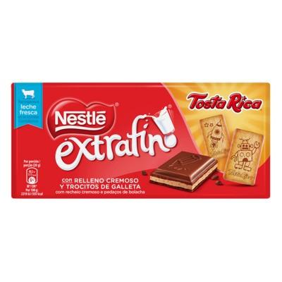 Chocolate Nestlé Extrafino...
