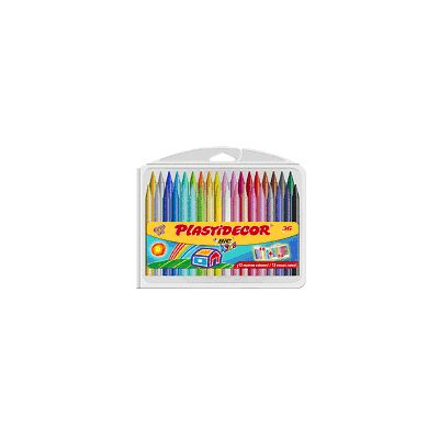 Plastidecor 6 Colores