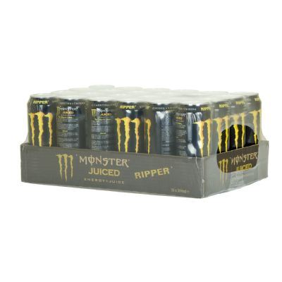 Monster ripper juice.