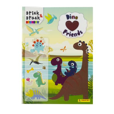 Stick&Stack Dino Friends -...