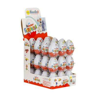 Huevos de chocolate kinder...