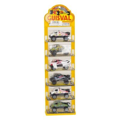 Exp. Rally Dakar Camión 6 Uds