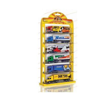 Expositor camiones...