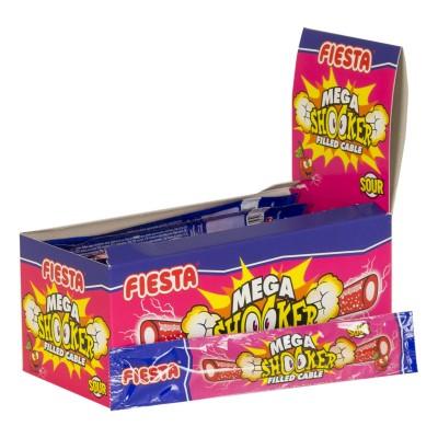 Mega Shocker Cables Cola 48...