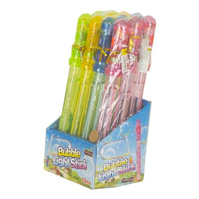 Bubble Light Stick 12 Uds....