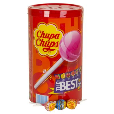 Tubo Chupa Chups 100+10 Uds.