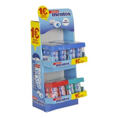 Mentos Gum Pack 4x10 1¤...